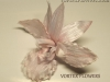 Орхидея из ткани