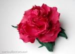 "Роза из фоамирана ""In Dance"""