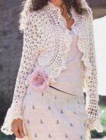 Женское болеро – важный элемент гардероба