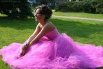 Из какой ткани сшить платье?