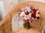 Букет невесты: «первая ласточка» свадебной флористики