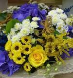Хризантема – универсальный цветок. Дарите её по любому случаю!