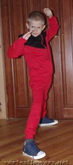 Как выбрать спортивный костюм для мальчика