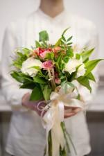 Букет на свадьбу – какой выбрать?