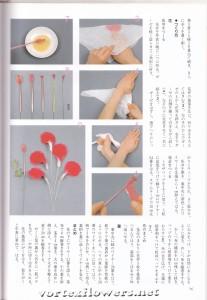 Как сделать гибискус из ткани