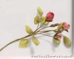 Маленькие бутоны-конфетки для розы