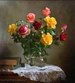 25 роз – универсальный букет на все случаи жизни